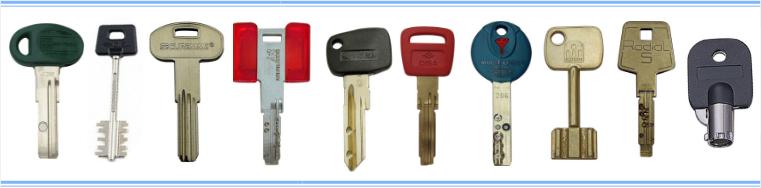 изготовление сложных ключей